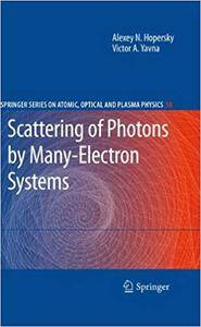 Scattering of Photons by Many-Electron Systems (Repost)