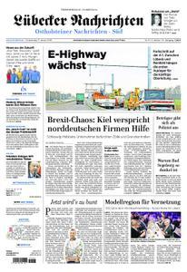 Lübecker Nachrichten Ostholstein Süd - 17. Januar 2019