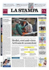 La Stampa Torino Provincia e Canavese - 7 Marzo 2020