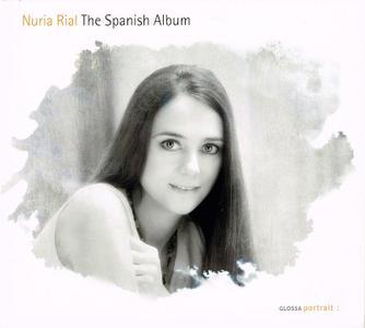Nuria Rial, José Miguel Moreno, Emilio Moreno - The Spanish Album (2011)