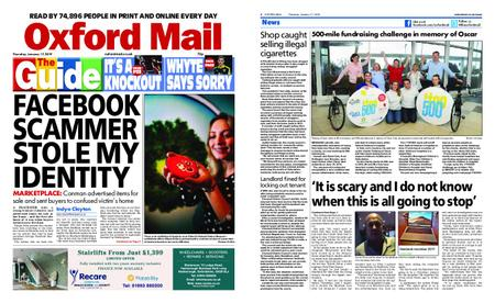 Oxford Mail – January 17, 2019