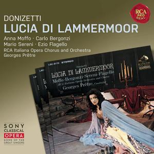 Georges Pretre, RCA Italian Opera Orchestra & Chorus, Anna Moffo, Carlo Bergonzi - Donizetti: Lucia di Lammermoor (2015)