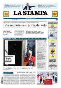 La Stampa Torino Provincia e Canavese - 25 Maggio 2019