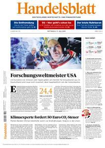 Handelsblatt - 17. Juli 2019