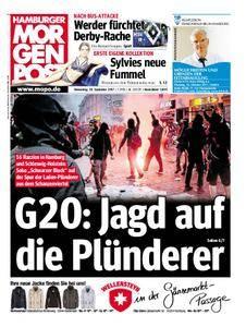 Hamburger Morgenpost - 28. September 2017