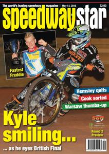 Speedway Star - May 14, 2016
