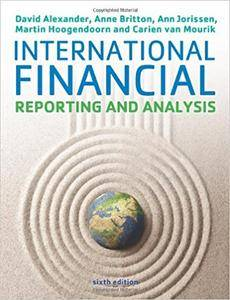 International Financial Reporting and Analysis, 6th edition