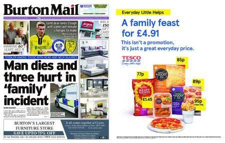 Burton Mail – August 04, 2018