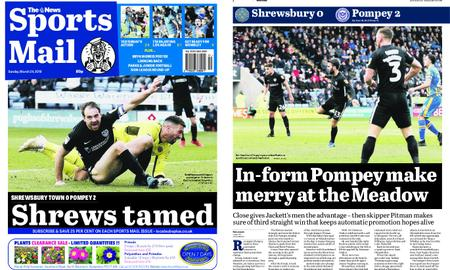 The News Sport Mail (Portsmouth) – March 24, 2019