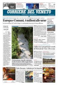Corriere del Veneto Vicenza e Bassano – 26 maggio 2019