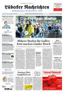 Lübecker Nachrichten Ostholstein Süd - 13. April 2019