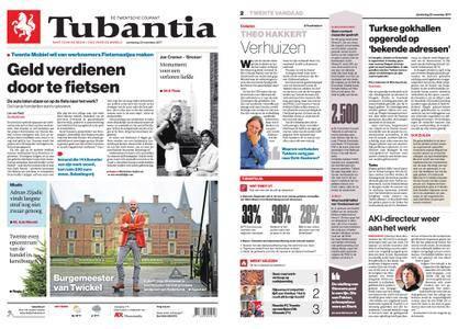 Tubantia - Enschede – 23 november 2017
