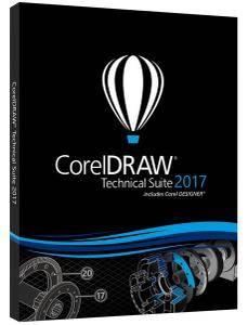 CorelDRAW Technical Suite 2017 19.1.0.448