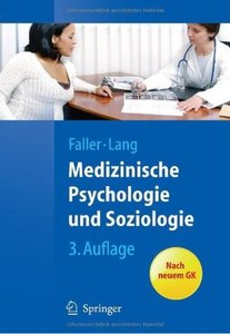 Medizinische Psychologie und Soziologie (repost)