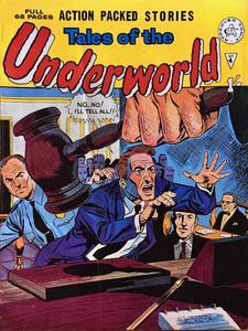 Tales of the Underworld 004 1960 Alan Class UK c2c