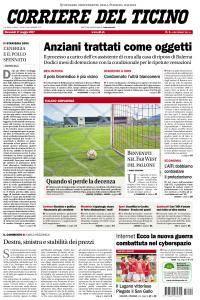Corriere del Ticino - 17 Maggio 2017