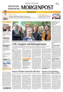 Solinger Morgenpost – 12. August 2019