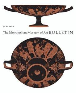 The Metropolitan Museum of Art Bulletin, v. 27, no. 10 (June, 1969)