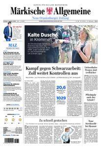 Neue Oranienburger Zeitung - 06. August 2018