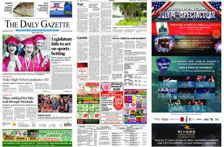 The Daily Gazette – June 22, 2018