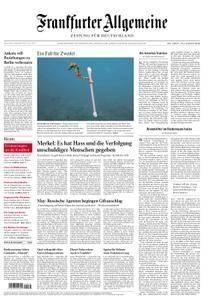 Frankfurter Allgemeine Zeitung F.A.Z. - 06. September 2018