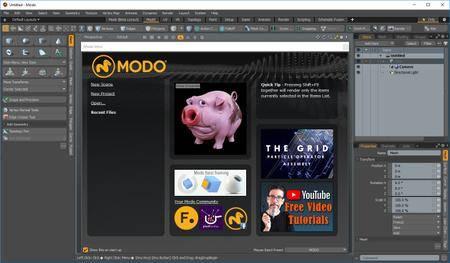 The Foundry MODO 12.1V2 (x64)