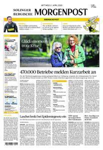 Solinger Morgenpost – 01. April 2020