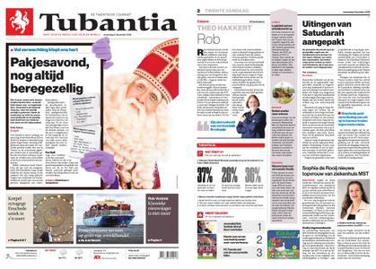 Tubantia - Enschede – 05 december 2018