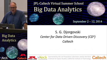 Coursera - The Caltech-JPL Summer School on Big Data Analytics