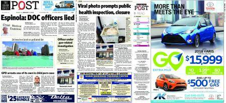 The Guam Daily Post – January 05, 2018