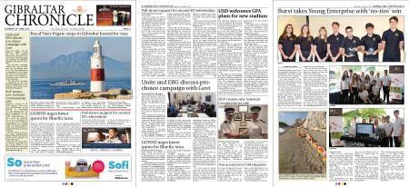 Gibraltar Chronicle – 23 June 2018