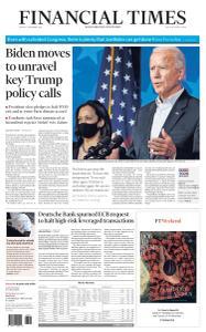 Financial Times USA - November 9, 2020
