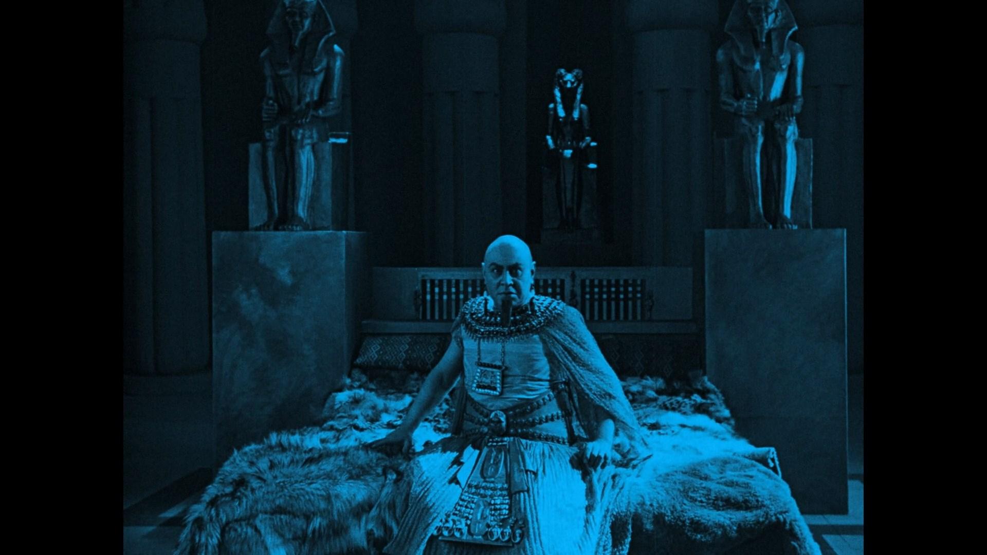 Das Weib des Pharao (1922) [ReUp]