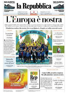 la Repubblica - 12 Luglio 2021