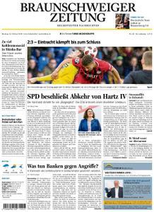 Braunschweiger Zeitung - Helmstedter Nachrichten - 11. Februar 2019