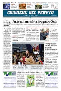 Corriere del Veneto Padova e Rovigo – 23 giugno 2019