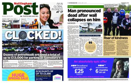 Nottingham Post – April 15, 2019