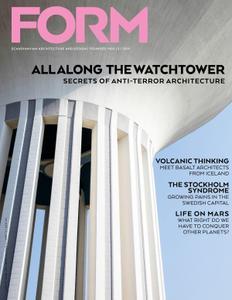 FORM Magazine – October 2019