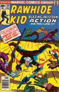 Rawhide Kid v1 136 1976