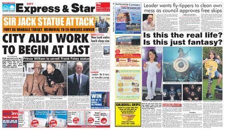 Express and Star City Edition – September 07, 2018