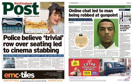 Nottingham Post – January 24, 2020