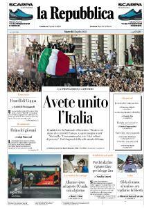 la Repubblica - 13 Luglio 2021