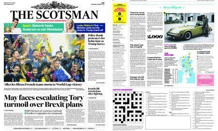 The Scotsman – July 16, 2018