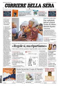 Corriere della Sera – 05 agosto 2020
