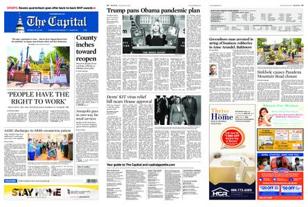 The Capital – May 16, 2020
