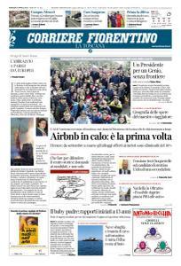 Corriere Fiorentino La Toscana - 16 Aprile 2019