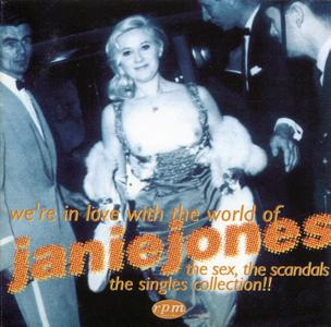 Janie Jones - We're In Love With The World Of Janie Jones (1997)