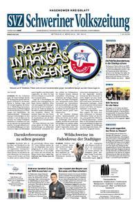 Schweriner Volkszeitung Hagenower Kreisblatt - 06. März 2019