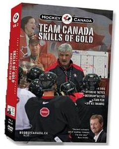 Team Canada Skills of Gold Vol. 8 - Off Ice Training