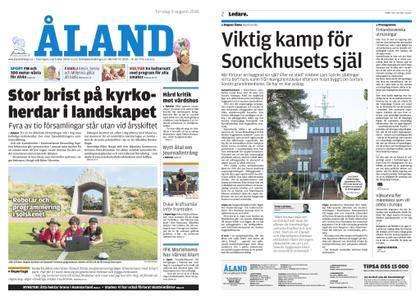 Ålandstidningen – 09 augusti 2018